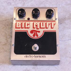 【中古】electro-harmonix BIG MUFF