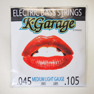 K-Garage Bass Strings