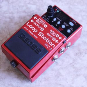 BOSS RC-3 Roop Station
