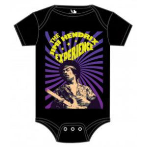 Jimi Hendrix The Jimi Hendrix Experience ベビーロンパース