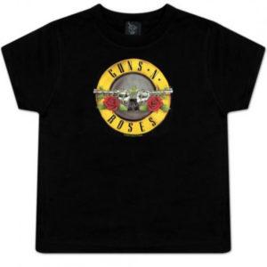 Guns 'n' Roses キッズ ロックTシャツ