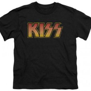 KISS Classic キッズ ロックTシャツ