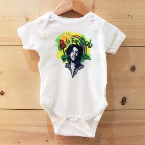 Bob Marley Rainbow ベビー ロンパース【12-18ヶ月】