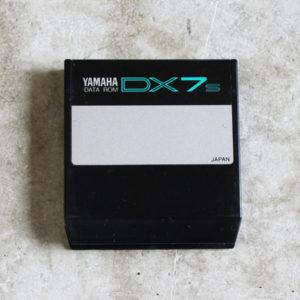 YAMAHA DX7S DATA ROM