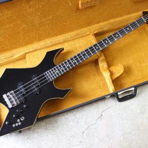 B.C.Rich Warlock Bass