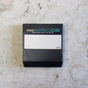 YAMAHA WRC02