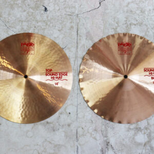 "PAiSTe 2002 Sound Edge Hi-Hats 14"" Pair"