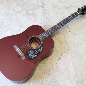 Epiphone Starling Ebony Starling Hot Wine Red
