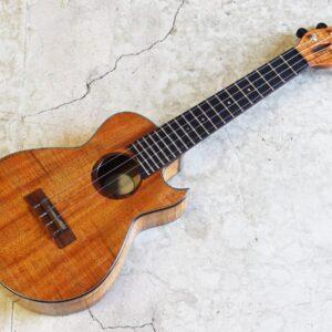 JUNTLA concert ukulele