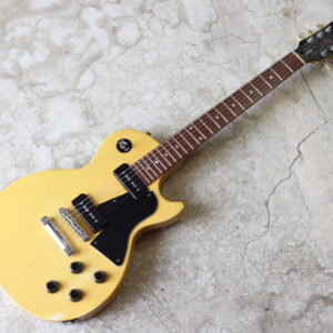 Gibson Les Paul Jr. Special TV Yellow Faded 2006